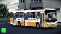 [OMSI 2] Comil Svelto 2012 Volksbus 17.230 OD euro V (+G27) – Guajará / mapa Garden Island