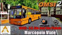 OMSI 2 Marcopolo Viale (EA185 – A.V. São José dos Pinhais)