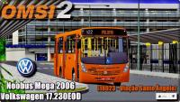 OMSI 2 Neobus Mega 2006 Volkswagen 17.230EOD (18023 – Viação Santo Ângelo)