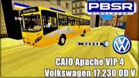 PROTON BUS SIMULATOR – CAIO Apache VIP 4 Volkswagen 17.230 OD V