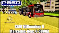 PROTON BUS SIMULATOR – CAIO Millennium II Mercedes-Benz O-500UA