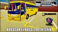 PROTON BUS SIMULATOR ROAD – BUSSCAR EL BUSS 2001 K124IB