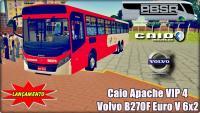 PROTON BUS SIMULATOR ROAD – Caio Apache VIP 4 Volvo B270F Euro V 6×2