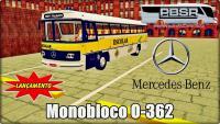 PROTON BUS SIMULATOR ROAD – Lançamento do Monobloco O-362
