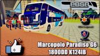 PROTON BUS SIMULATOR ROAD Marcopolo Paradiso G6 1800DD K124IB