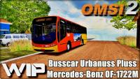 OMSI 2 – Busscar Urbanuss Pluss Mercedes-Benz OF-1722M (W.I.P)