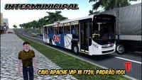 [OMSI 2] CAIO APACHE VIP III PADRÃO 1001 1721L IMPRUDÊNCIA NA INTERMUNICIPAL MAPA VALE DO AÇO 2.0