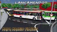 [OMSI 2] LANÇAMENTO!!! MAPA MACEIÓ FICTÍCIO TORINO 2007 OF 1722-59 ALONGADO