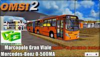 OMSI 2 – Marcopolo Gran Viale Mercedes-Benz O-500MA (GA600 – Viação Cidade Sorriso)