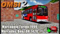 OMSI 2 Marcopolo Torino 1999 Mercedes-Benz OH-1420