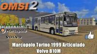 OMSI 2 – Marcopolo Torino 1999 Articulado Volvo B10M