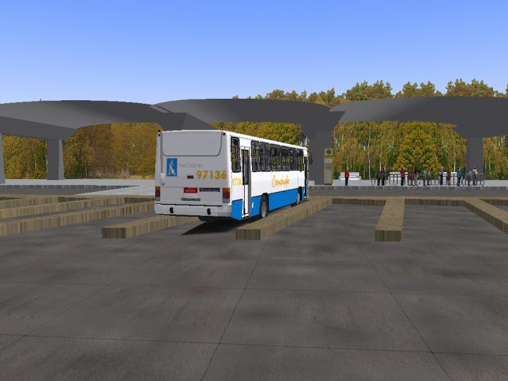 omsi2 Busscar 1997