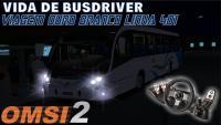VIDA DE BUSDRIVER – Linha 401 de Ouro Branco + Volante G27 (OMSI 2) (#4) PT-BR
