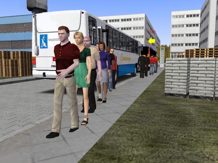 OMSI Busscar 1997