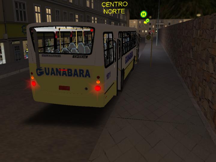 GamePlay com o Ciferal Citmax Carro NOVO REFORMADO - Pintura da Empresa Guanabara Linha 05