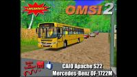 OMSI 2 CAIO Apache S22 Mercedes-Benz OF-1722M