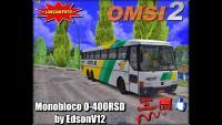 OMSI 2 LANÇAMENTO Monobloco O-400RSD by EdsonV12