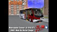 OMSI 2 Marcopolo Senior LO-916 BT5 (RKC) Mod By Victor Diogo