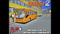 OMSI 2 Marcopolo Torino 2014 Mercedes-Benz O-500M BlueTec 5