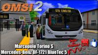 OMSI 2 Marcopolo Torino S Mercedes-Benz OF-1721 BlueTec 5