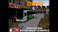 OMSI 2 Neobus New Mega Mercedes-Benz OF-1721 BlueTec 5