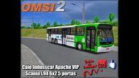 OMSI Caio Indusscar Apache VIP Scania L94 6×2 5 portas