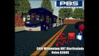 PROTON BUS SIMULATOR – CAIO Millennium BRT Biarticulado Volvo B360S