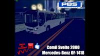 PROTON BUS SIMULATOR – Comil Svelto 2000 Mercedes-Benz OF-1418