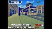 PROTON BUS SIMULATOR – Marcopolo Gran Viale TuttoTrasporti UPB C2 EX DRG