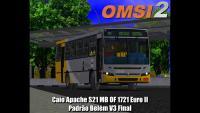 OMSI 2  Caio Apache S21 MB OF 1721 Euro II Padrão Belém V3 Final