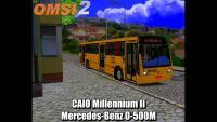 OMSI 2 CAIO Millennium II Mercedes-Benz O-500M