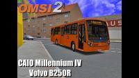 OMSI 2 CAIO Millennium IV Volvo B250R W.I.P