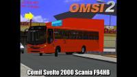 OMSI 2 Comil Svelto 2000 Scania F94HB