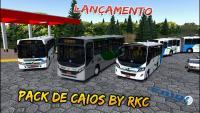 [OMSI 2] LANÇAMENTO!! PACK DE CAIO Apache,Micro e Midi,Mondego,Trucado,Millennium, BRT BY RKC