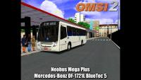 OMSI 2 Neobus Mega Plus Mercedes-Benz OF-1721L BlueTec 5