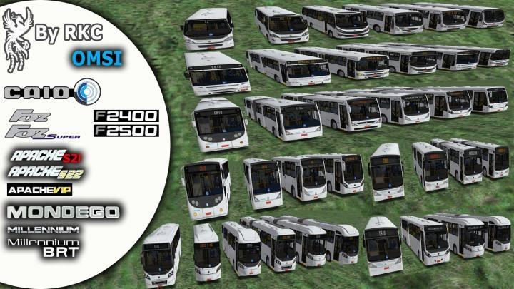 Caio Pack – OMSI 1e2