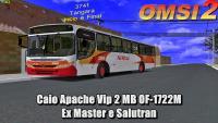 Caio Apache Vip 2 MB OF-1722M Ex Master e Salutran – OMS 2