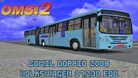 Comil Doppio 2008 Volkswagen 17.230 EOD – OMSI 2