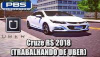 Cruze RS 2018 (TRABALHANDO DE UBER) – PROTON BUS SIMULATOR