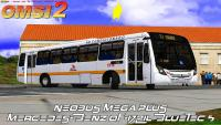 Lançamento – Neobus Mega Plus Mercedes-Benz OF-1721L BlueTec 5