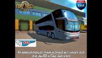 Marcopolo Paradiso G7 1800 DD Da Auto Viação 1001 Euro Truck Simulator 2