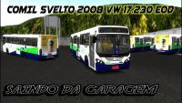 OMSI 2] SAINDO DA GARAGEM COMIL Svelto 2008 VW 17.230 EOD padrão RECIFE