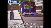 CAIO Apache Vip I Mercedes-Benz OF-1722M – Proton Bus Simulator