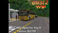 CAIO Apache Vip II 2012 Volvo B270F – OMSI 2