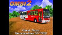 Ciferal  Citmax Mercedes-Benz OF-1722M OMSI 2