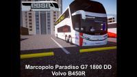 Marcopolo Paradiso G7 1800 DD Volvo B450R – Proton Bus Simulator Road