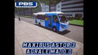 MAXIBUS ASTOR     AGRALE MA 10.0 – Proton Bus Simulator