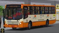 OMSI 2 – Busscar Urbanuss Ecoss MB OF-1722M   Mapa Floripa Fictício