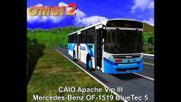CAIO Apache Vip III Mercedes-Benz OF-1519 BlueTec 5 OMSI 2