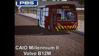 CAIO Millennium II Volvo B12M – Proton Bus Simulator